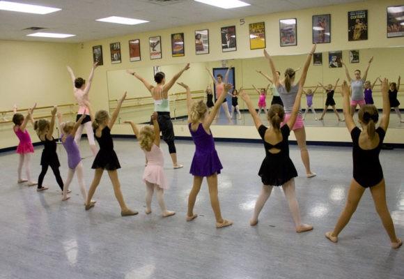 Preschool and Beginning Dance