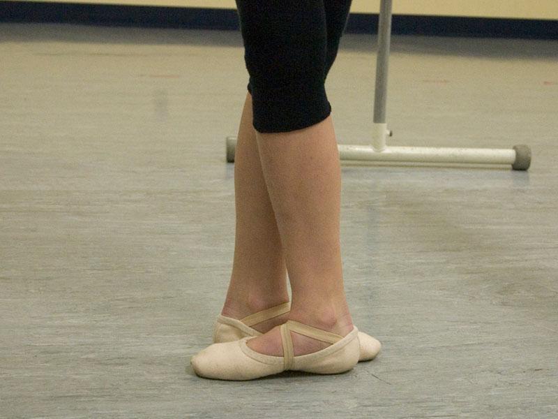 Homeschool Beginning Ballet