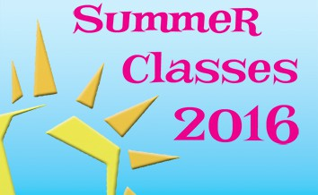 Registration for Summer Classes Now Open