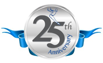 Our 25th Anniversary!